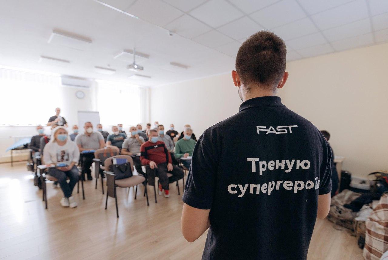 Працівники Рівненської АЕС удосконалюють навички домедичної допомоги