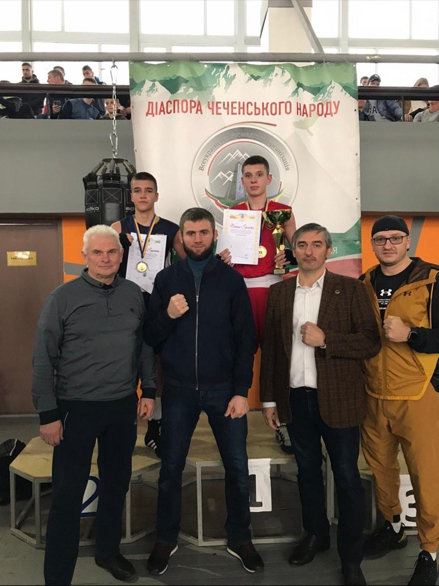 У Києві провели турнір з боксу: участь взяли команди з усієї України, зокрема й з Рівненщини