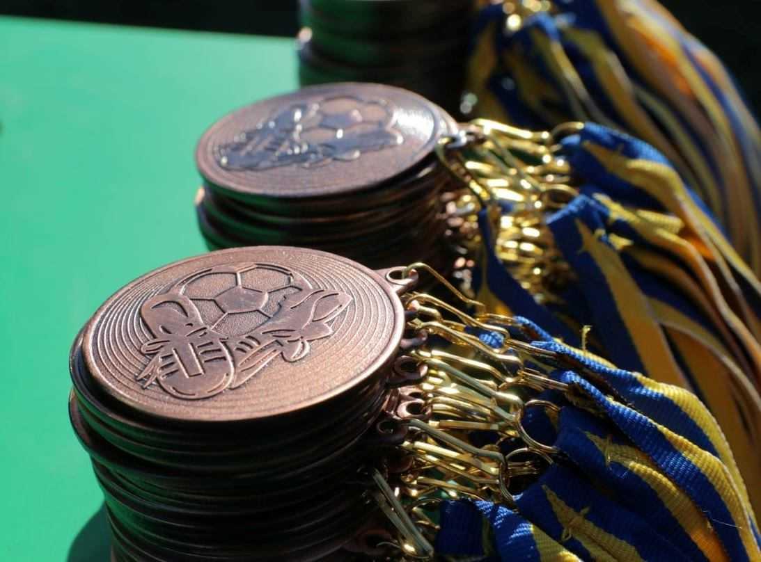 На Рівненщині юні футболісти змагаються за першість у чемпіонаті